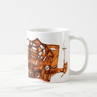 kms coffee mug
