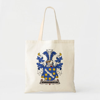 Knagennielin Family Crest Bags