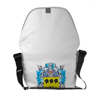 Knapp Coat of Arms - Family Crest Messenger Bags