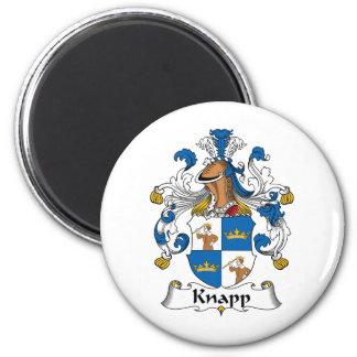 Knapp Family Crest Magnet