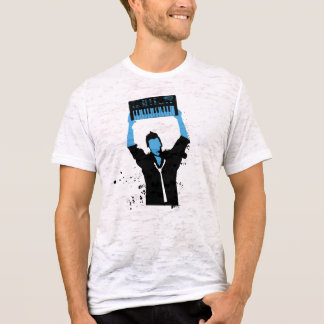 KNAPSACKHEROES! Say Anything SK1 Burnout Shirt