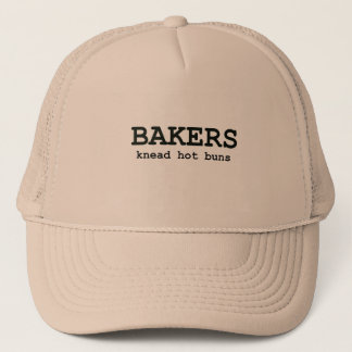 Knead Hot Buns Trucker Hat