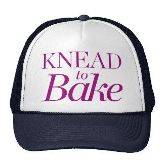 Knead To Bake Trucker Hat