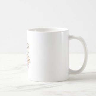 Kneadto cuece diariamente taza básica blanca