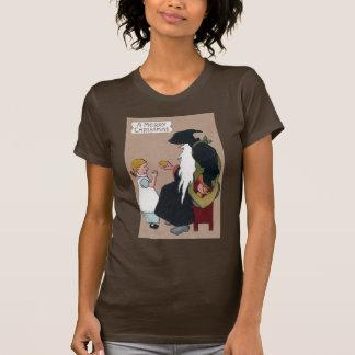 Knecht Ruprecht Vintage German Christmas Folklore T-Shirt