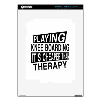 KNEE BOARDING It Is Cheaper Than Therapy Skins For iPad 3