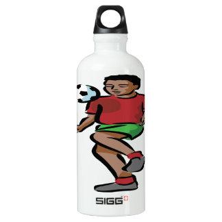 Knee Bounce Aluminum Water Bottle
