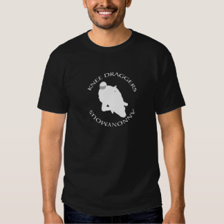 Knee Draggers Annonymous T-shirts