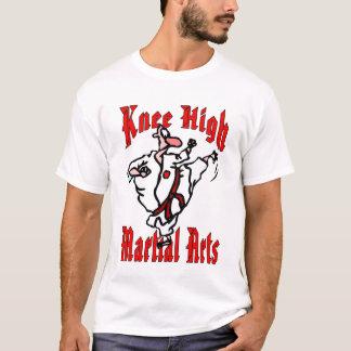 Knee High Martial Arts T-Shirt