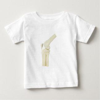 Knee joint model of human leg baby T-Shirt
