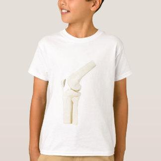 Knee joint model of human leg T-Shirt