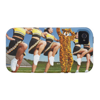 Knee lift iPhone 4/4S cover