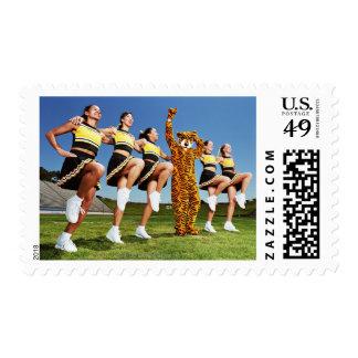 Knee lift postage