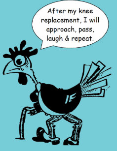 Knee Surgery Cards Zazzle
