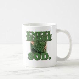 Kneel Before Sod Coffee Mug