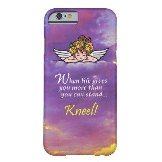 Kneel iPhone 5 Cases
