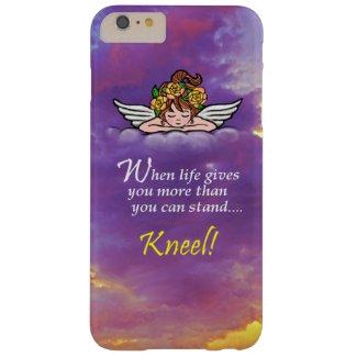 Kneel iPhone 5 Covers