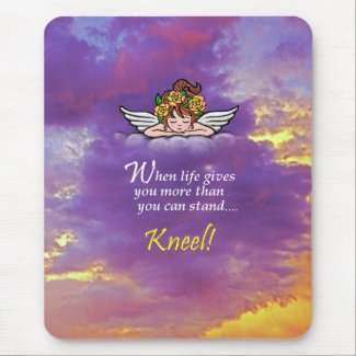 Kneel Mouse Pads