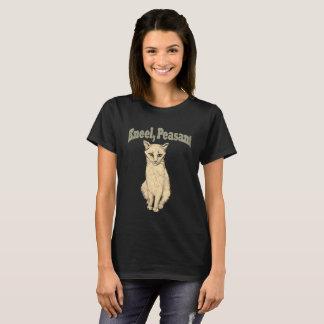 Kneel, Peasant T-Shirt