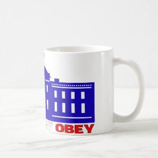 Kneel Pray Obey Mug