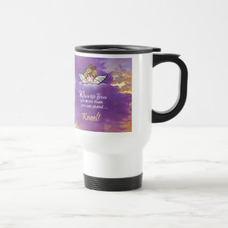 Kneel Travel Mug