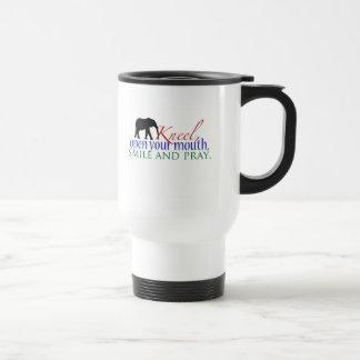 Kneel WFE Color Travel Mug
