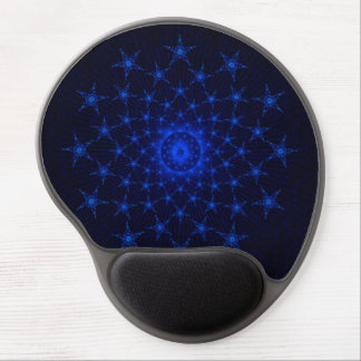 Kneeling Christ with Stars Gel Mouse Pad