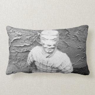 Kneeling Warrior Lumbar Pillow