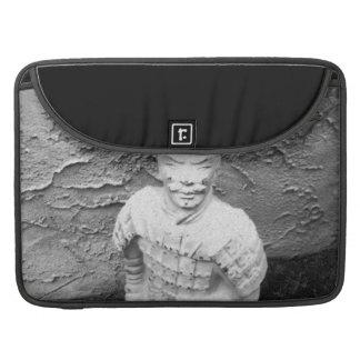Kneeling Warrior Sleeve For MacBooks