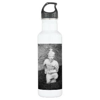 Kneeling Warrior Water Bottle