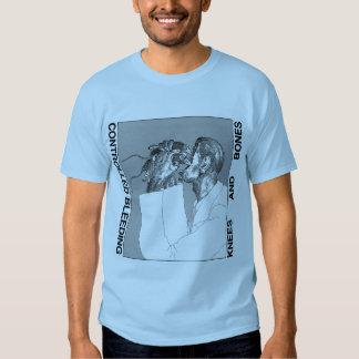 Knees and Bones (Light Apparel) Shirt