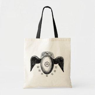 Kneph todo el símbolo masónico del ojo que ve bolsa