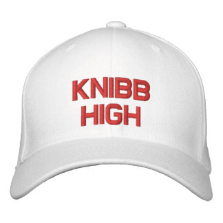 Knibb High Academic Decathlon '95 Embroidered Baseball Cap