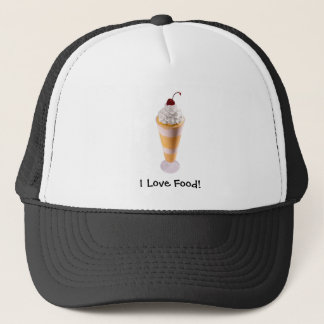 Knickerbocker Glory Ice cream Hat