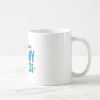 Knickers Brainy, Such A Classic White Coffee Mug