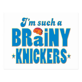 Knickers Brainy, Such A Postcard