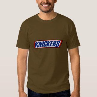 Knickers really satisfies tee shirt