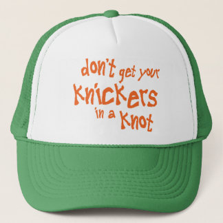 Knickers Trucker Hat