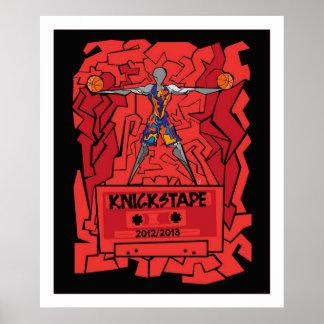 Knickstape Póster