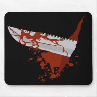 Knife Mouse Pads