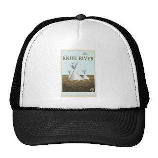 Knife River Indian Villages National Historic Site Trucker Hat