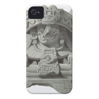 Knife used for cutting out the hearts of sacrifici iPhone 4 Case-Mate case