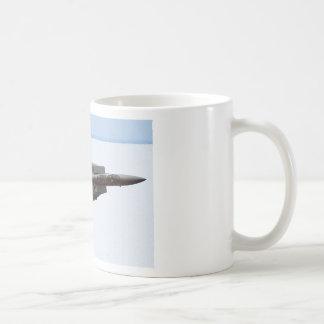 Knifeedge maneuver classic white coffee mug