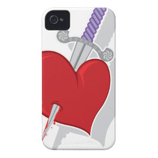 KnifeHeart.pdf iPhone 4 Case-Mate Cases