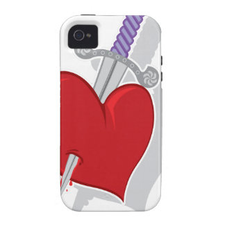KnifeHeart.pdf iPhone 4 Cover