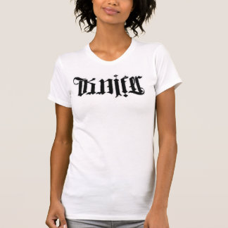 Knifer Illuminati Anagram T-Shirt