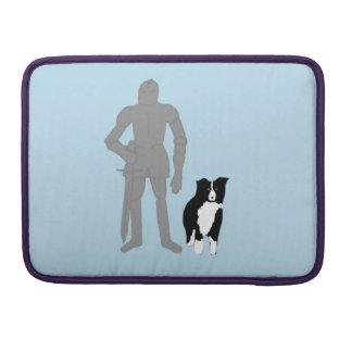 "Knight and Dog 13"" Macbook Pro Sleeve"