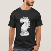Knight as a chess piece T-Shirt