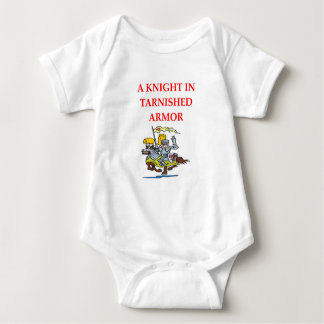 KNIGHT BABY BODYSUIT
