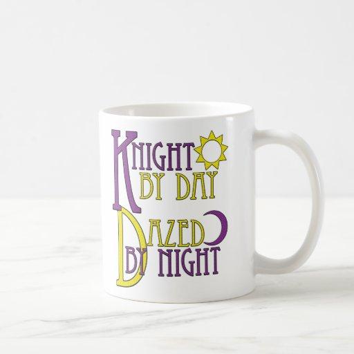 Knight by Day Coffee Mug